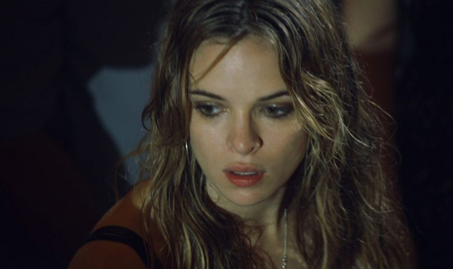 danielle panabaker talks playing bad in girls against